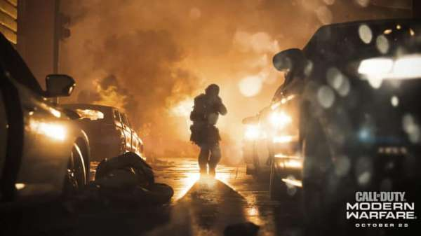 Call of Duty: Modern Warfare прибывает 25 октября на PlayStation 4, Xbox One и PC