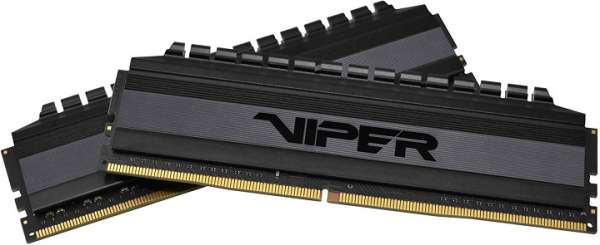 Viper 4 DDR4 Blackout — серия ОЗУ для процессоров Ryzen 3000