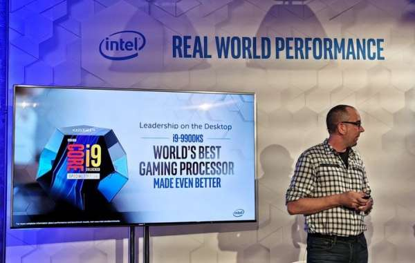 Процессоры Intel Cascade Lake-X и Core i9-9900KS выйдут в октябре