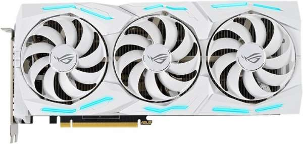 Анонсирована видеокарта ASUS ROG Strix GeForce RTX 2080 Super White Edition