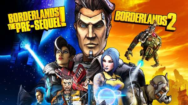 Epic Games Store бесплатно раздаёт Borderlands: The Handsome Collection