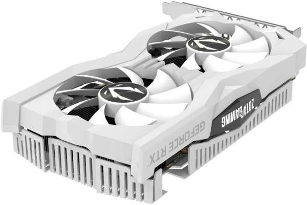 Zotac представила GeForce RTX 2060 Super в исполнении OC White Edition