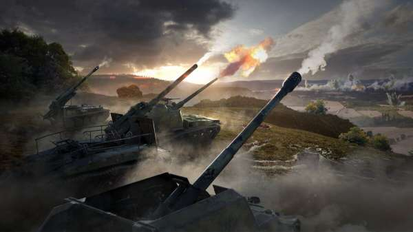 World of Tanks вышла на PlayStation 5 и Xbox Series X/S