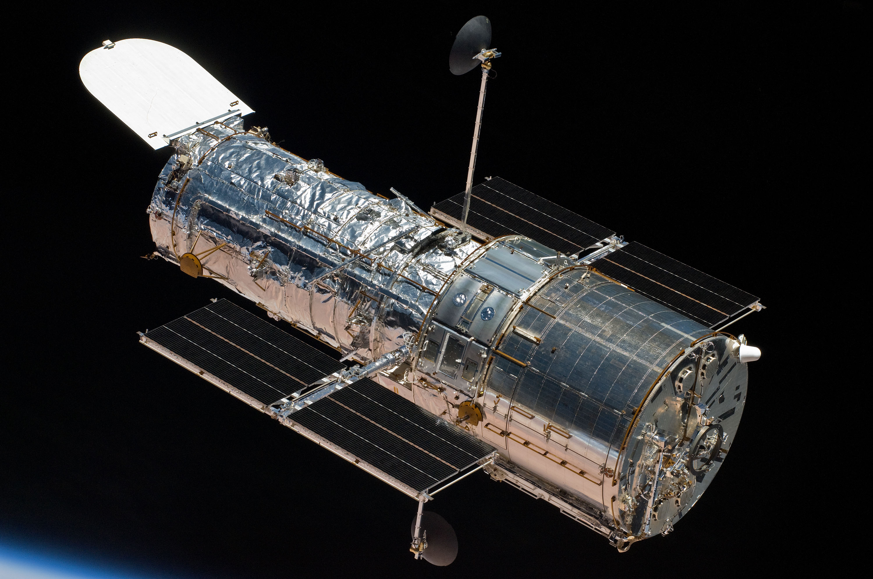 Since launch in 1990 the Hubble Space Telescope HST has provided amazing images that have led to discoveries Explore Hubbles history and facts